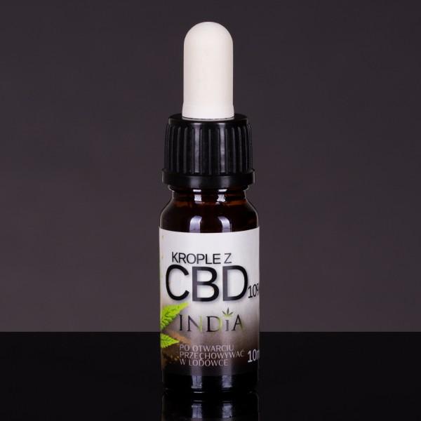 Σταγόνες  CBD 10% (10ml)